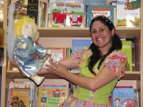 Anjinho da asa quebrada - Livraria Saraiva Shopping Iguatemi/POA