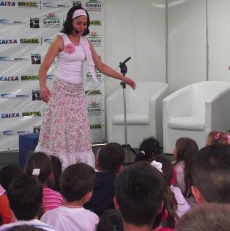 Feira do livro de Gravataí 2011