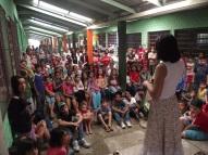 Feira do Livro da Escola Princesa Isabel em Gravataí
