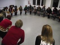 Oficina de Contação de histórias - Professoras da rede pública Municipal de Torres