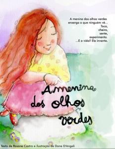 Texto de Rosane Castro e ilustração de Dane D'Angeli