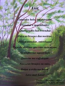 Texto de Rosane Castro e ilustração de Naura Sartori