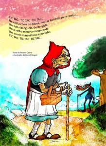 07 - Texto de Rosane Castro e ilustração de Dane D'Angeli
