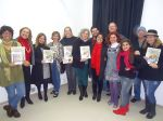 Lançamento do livro A menina dos olhos verdes, ed. Giostri - Sala Lili Inventa o Mundo CCMQ, dia 03/07/2013.