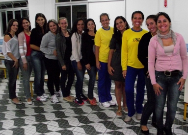 Oficina para professores - Biguaçu/SC